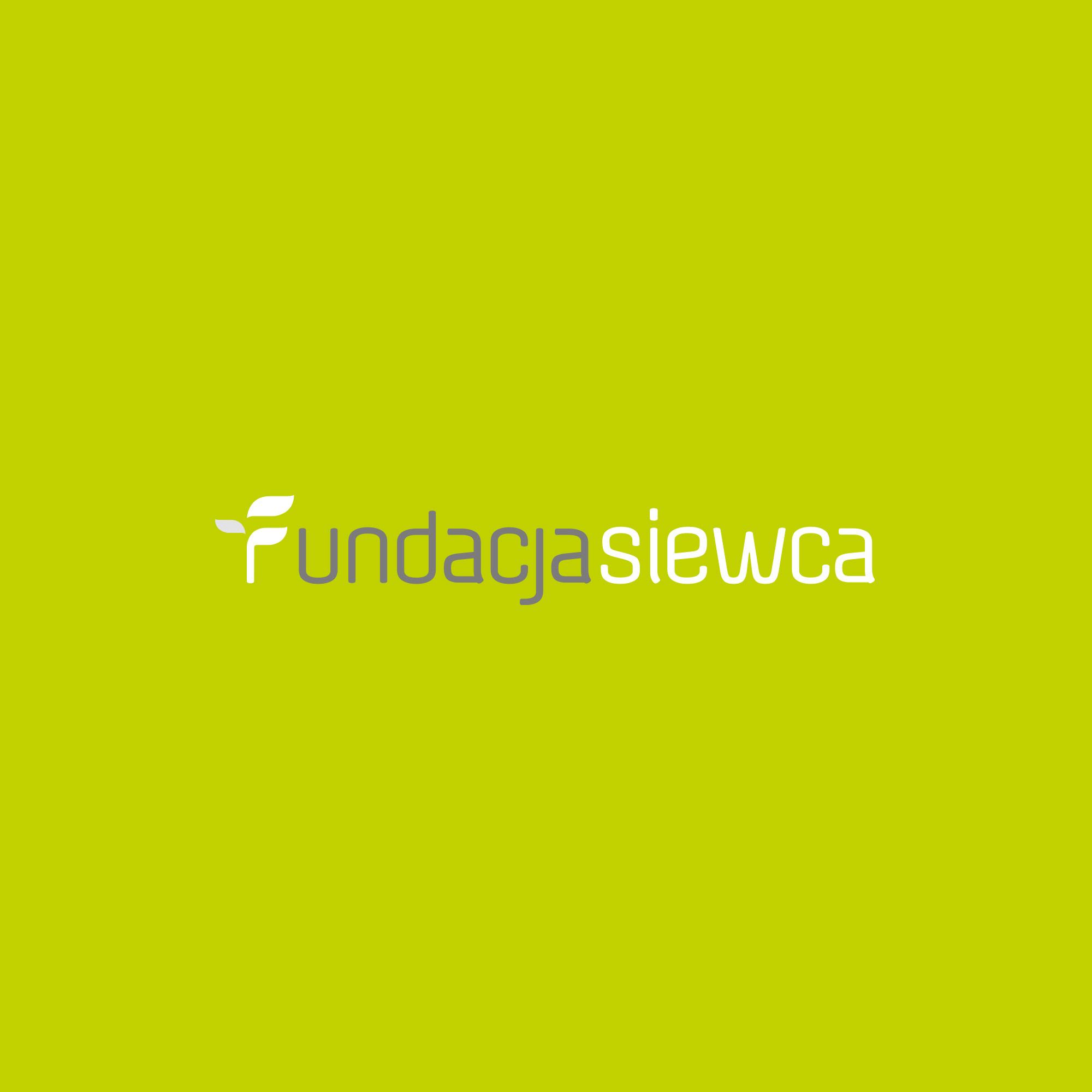 logo design, identyfikacja marki, branding, brand book, znak graficzny, logo firmy, ci, fundacja siewca, art designer - Ireneusz Bloch