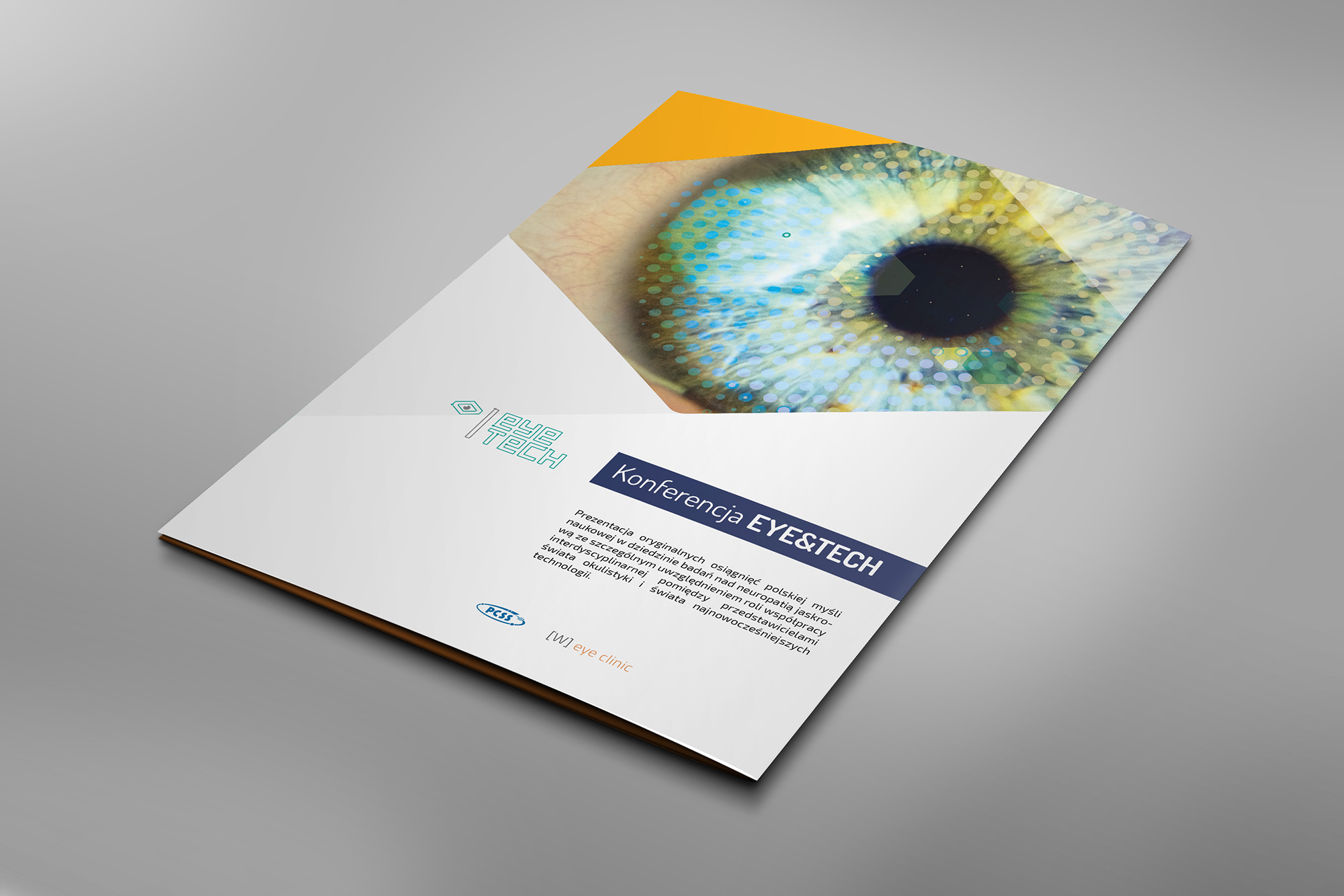 projekty graficzne, design folder, newspaper, ilustracja, concept art, key visual, designer Ireneusz Bloch, pcss