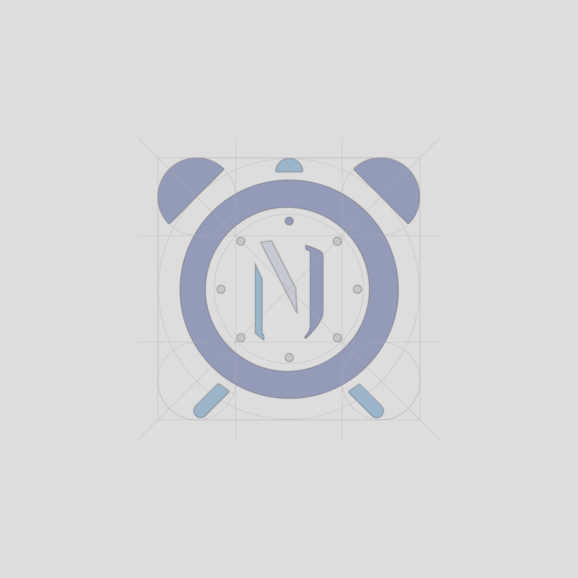 ios logo design, identyfikacja marki, branding, brand book, znak graficzny, logo firmy, ci, Nabór, designer Ireneusz Bloch